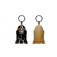 Star Wars - Porte-clés métal R2-Q5