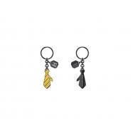 Harry Potter - Porte-clés métal Hufflepuff Uniform