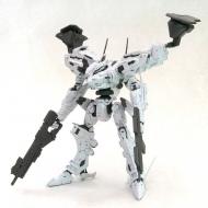 Armored Core - Figurine Fine Scale Model Kit 1/72 White Glint & V.O.B. Set  18 cm