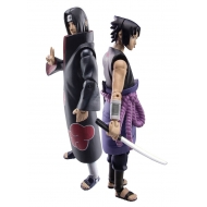 Naruto Shippuden - Pack 2 figurines Sasuke vs. Itachi 2018 SDCC Exclusive 10 cm