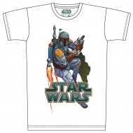Star Wars - T-Shirt Boba Fett Hyper
