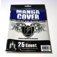 Sachets de 25 Couvertures Mangas Grand Format
