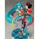 Vocaloid - Statuette 1/7 Miku Hatsune Magical Mirai 2018 Ver. 24 cm