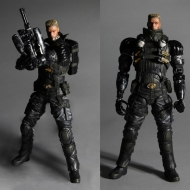 DEUS-EX - Play Arts Kai  Lawrence Barrett