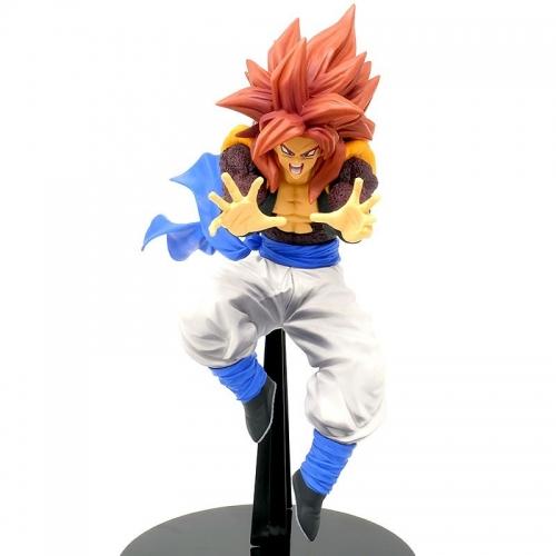 Dragonball GT - Figurine Super Saiyan 4 Gogeta Big Bang Kamehameha Attack Ver. 19 cm