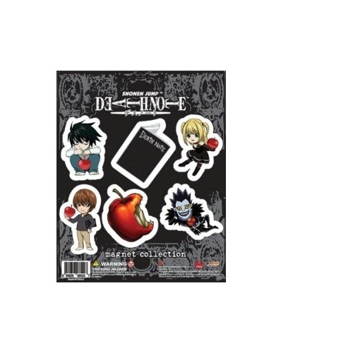 Death Note - Set de Magnet art SD de Death Note
