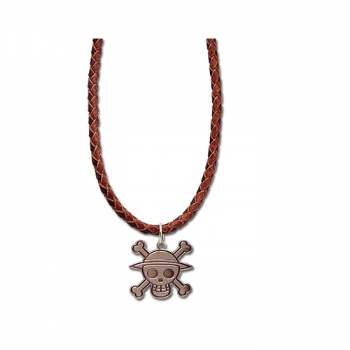 ONE PIECE - Pendentif Luffy's Jolly Roger