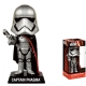 STAR WARS EP VII - Figurine Wacky Wobbler Captain Phasma !