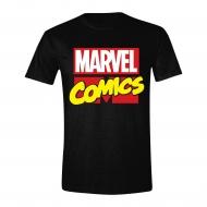 Marvel Comics - T-Shirt Logo Retro Marvel Comics