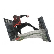 Marvel Comic Gallery - Statuette Miles Morales Spider-Man Exclusive 18 cm