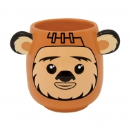 Star Wars - Mug Shaped 3D Ewok