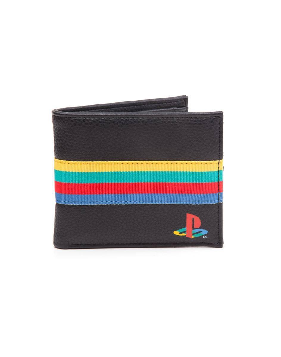 Sony Playstation Porte Monnaie Retro Logo Figurine Discount