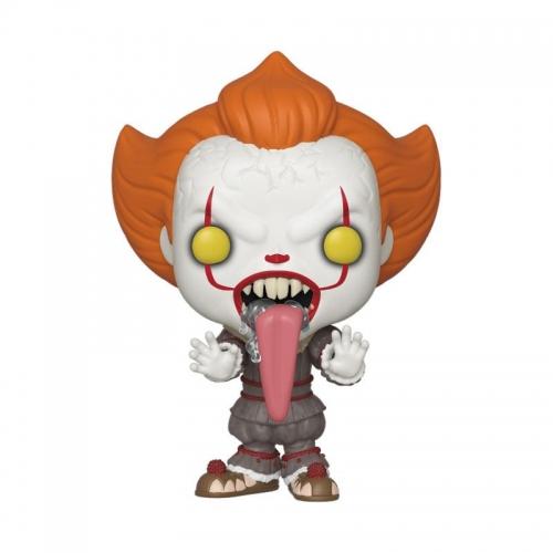 « Il » est revenu 2 - Figurine POP! Pennywise w/ Dog Tongue 9 cm