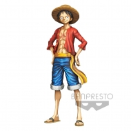 One Piece - Statuette Master Star Piece Monkey D. Luffy Manga Dimension 27 cm
