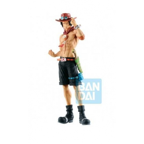 One Piece - Figurine 20th History Masterlise Portgas D. Ace 25 cm
