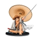 One Piece - Statuette BWFC Monkey D. Luffy Normal Color Ver. 14 cm