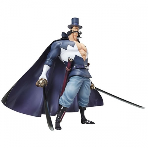 ONE PIECE - P.O.P Excellent Model The Flower Sword - Vista