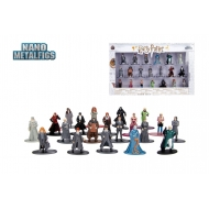 Harry Potter - Pack 20 figurines Diecast Nano Metalfigs 4 cm