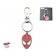 Marvel - Porte-clés métal  Spider-Man Face