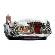 Le Hobbit Un voyage inattendu - Statuette 35 Chemin des Trous-du-Talus Christmas Edition 7 cm