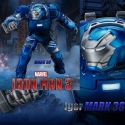 MARVEL - Figurine à monter Iron Man 3 Mark XXXVIII Igor 20cm