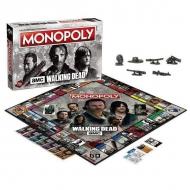 The Walking Dead - Jeu de plateau Monopoly Francais