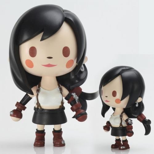 FINAL FANTASY THEATRHYTHM - Figurine Static Arts Mini Vol.1 Tifa Lockheart !