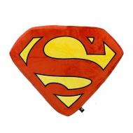 DC Comics - Coussin peluche Superman Logo 35 x 35 cm