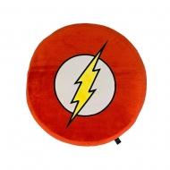 DC Comics - Coussin peluche Flash Logo 35 x 35 cm