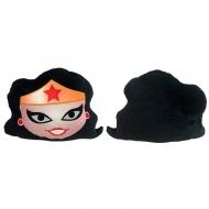 DC Comics - Coussin peluche Wonder Woman Face 35 x 35 cm