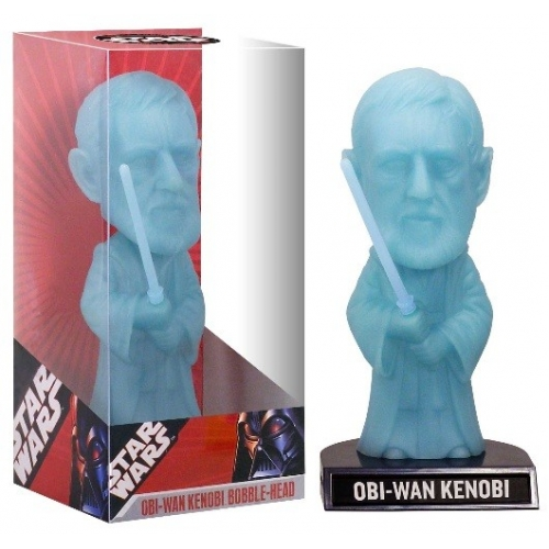 Figurine Star Wars - Bobble Head - Obi-Wan Kenobi Hologram
