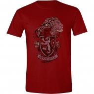 Harry Potter - T-Shirt Gryffindor Lion