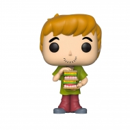 Scooby Doo - Figurine POP! Sammy avec son Sandwich 9 cm