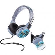 Skylander - Casque audio Swap Force Blast zone + micro modèle vert