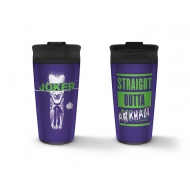 DC Comics - Mug de voyage Joker Straight Outta Gotham