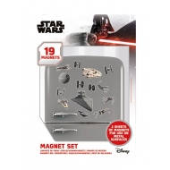 Star Wars - Pack 19 aimants Death Star Battle