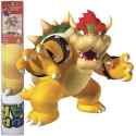 Nintendo - Sticker Géant Bowser repositionnable