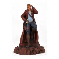 Les Gardiens de la Galaxie - Statuette Marvel Comic Gallery Star-Lord Exclusive 23 cm