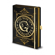 Harry Potter - Carnet de notes Premium A5 Gringotts