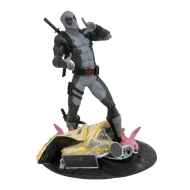 Marvel - Statuette Marvel Gallery Deadpool (X-Force) Taco Truck SDCC 2019 Exclusive 25 cm