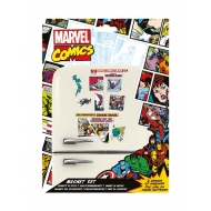 Marvel Comics - Pack 20 aimants Retro Heroes