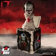 « Il » est revenu 2017 - Boite à musique Diable en boîte Burst-A-Box Pennywise 36 cm