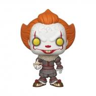 « Il » est revenu 2 - Figurine POP! Super Sized Pennywise avec Bateau 25 cm