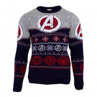 Marvel Comics - Sweat Christmas Jumper Avengers Assemble