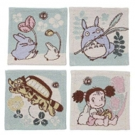 Mon voisin Totoro - Pack 4 sous-verres Characters