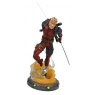 Marvel - Statuette Marvel Gallery Unmasked Deadpool 25 cm