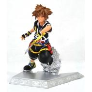 Kingdom Hearts - Statuette Sora 18 cm