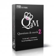 QUESTIONS DE MERDE 2 - Jeu de Cartes Vol 2