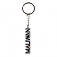 Borderlands 3 - Porte-clés métal Maliwan