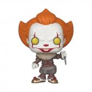 « Il » est revenu 2 - Figurine POP! Pennywise avec couteau 9 cm
